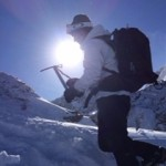 冬期赤岳へ登ってきました