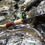山釣りにおすすめ②「南アルプスの源流でストリームスティックを使ってみました!」