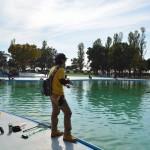 WILD-1おすすめ管理釣り場② 埼玉県 プールフィッシング「しらこばと水上公園」のご紹介。