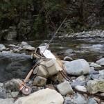 WILD-1別注カムパネラ「Stream Base ストリームベース」を持って会津の渓へ
